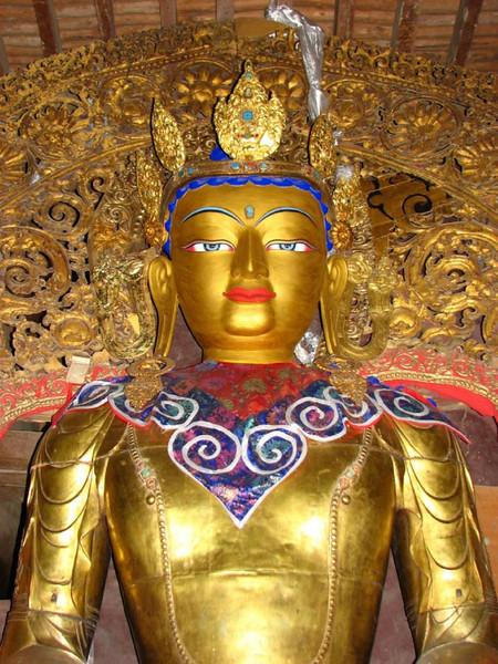 Tashihunpo monastery