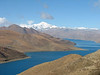 Yamdrok Tso lake 4490m. (Lhasa - Gyangtse)