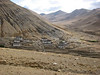 village on the Tibetan plateau
