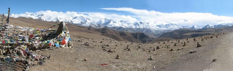 Pang-La   5254m pass (Tibet)
