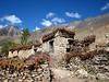 Tibetan village  (Kharta 3710m.)