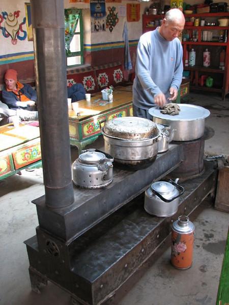 kitchen (Tingri)