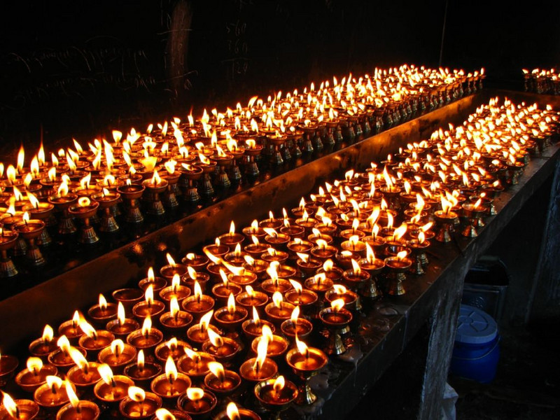 butterlights (Potala Palace)