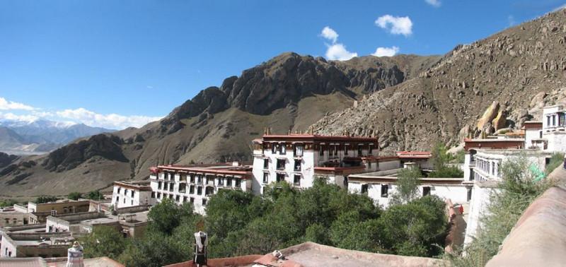 Monastery, Drepung (NW of Lhasa)