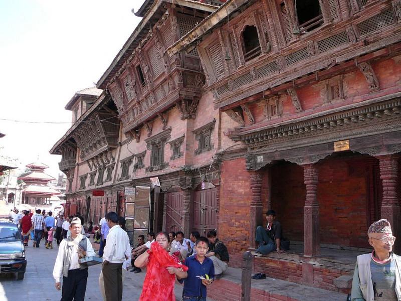 Kathmandu, Durbar Square (Nepal)