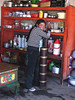 making yaktea (Tingri, Tibetian plateau >4000m)