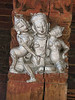 Pashupati-nath temple (erotic figures)