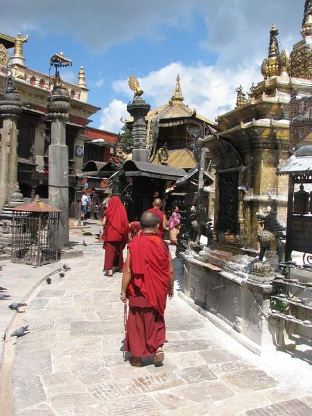 Swoyambhunath (monkey temple)