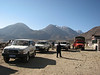 18 oct. with jeeps via Rongpusi to Rongbuk and Everest Base Camp