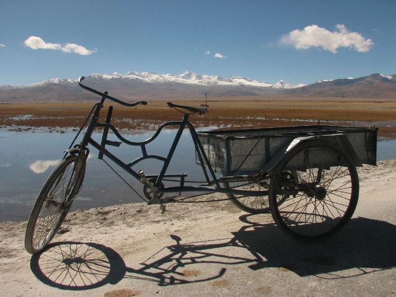 Tibetian plateau >4000m (Tingri)