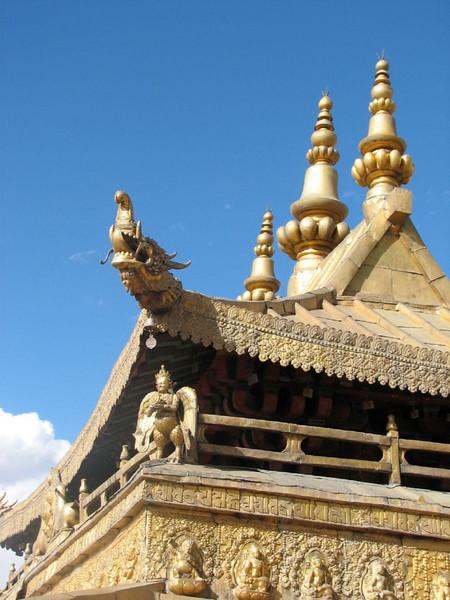 detail (Potala Palace)