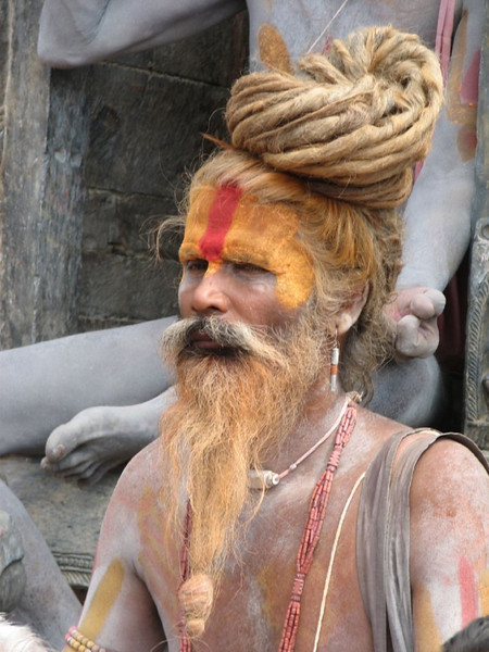 """Sadhu's, """"holy men"""""""