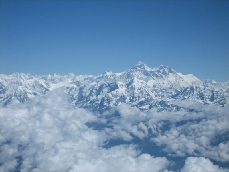 Everest (Kathmandu - Lhasa)