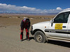 flat tire (Tibetian plateau >4000m)