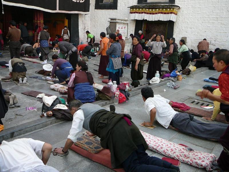 (Lhasa, Tibet)