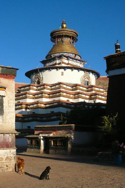 Tashihunpo-monastery  (Shigatse)