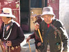 pelgrims (Lhasa, Tibet)