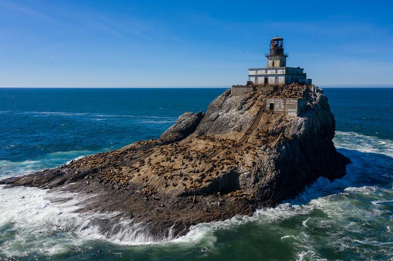 Tillamook Head Lighthouse - Sept 2018