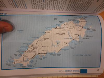 Tobago research 2014