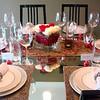 Very pretty table setting