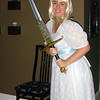 Watch out! Alice is armed!