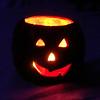 A pumpkin tea light~