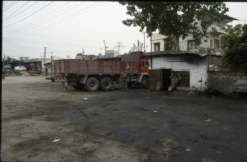 Truck shop (Tarsus)