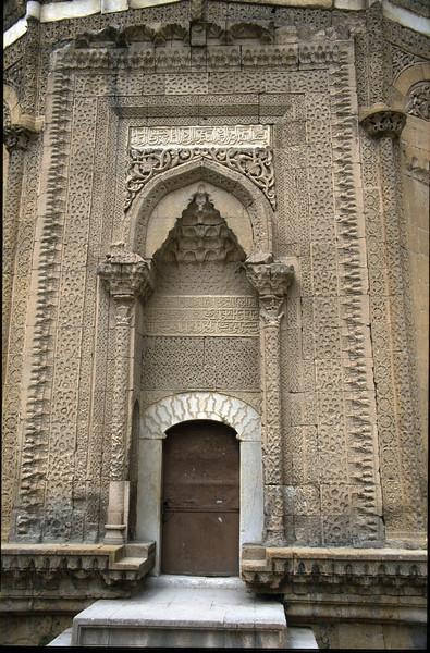 entrance mausoleum