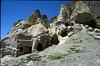 houses in Cappadocie (Goreme)