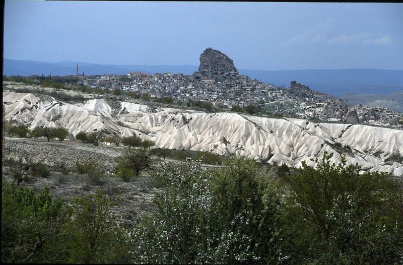 Uchisar (Cappadocie)