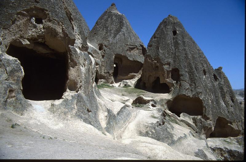 houses (Cappadocie)