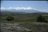 the vulcano Erciyes Dagi 3917m. (Konya plain 1000m.)