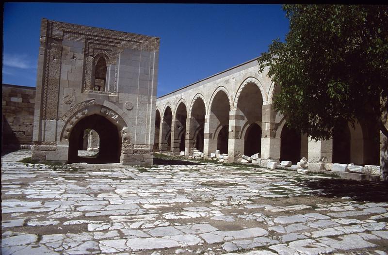 Sultanhani Kervansaray (Konya plain)