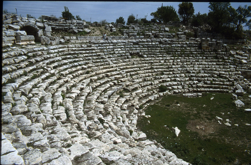 archeological site (near the South coast)