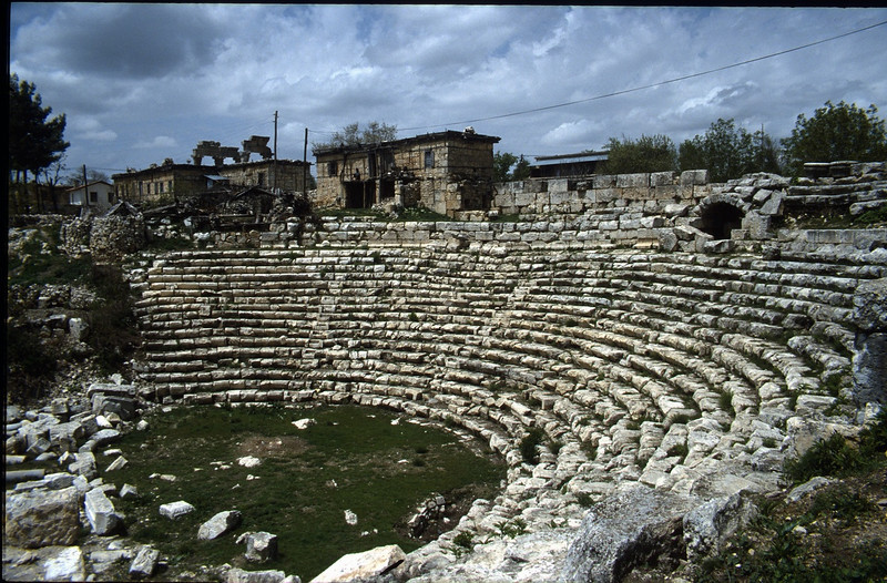 (archeological site)