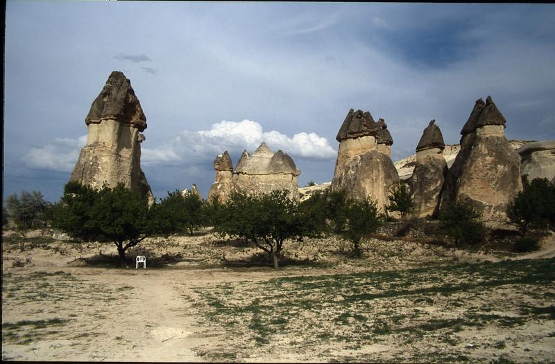 landscape (Cappadocie)