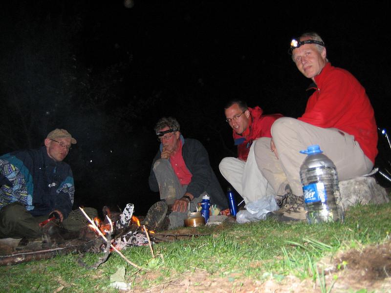dinertime (North East Turkey spring 2007)