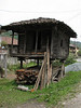 store shed (village near Rize)