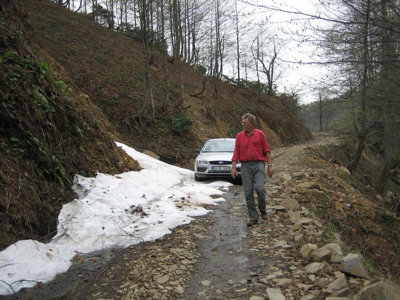 passroad Ortacalar - Murgul (North East Turkey spring 2007)