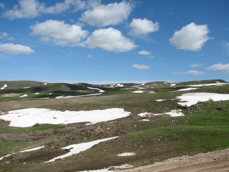 near Erzurum (North East Turkey spring 2007)