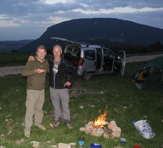 Campground near Tarsus