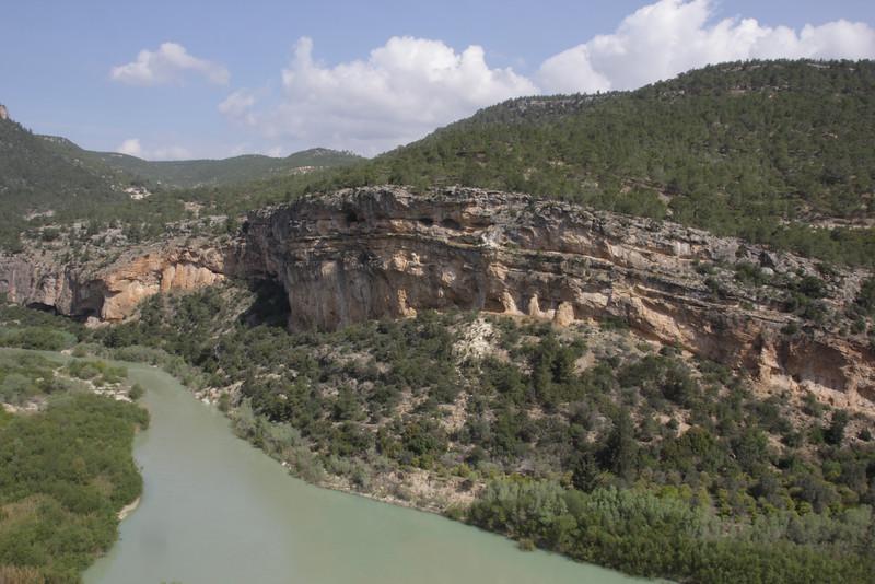 near Eksiler, Göksu river, NW of Silifke, South Anatolia
