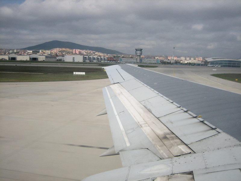 Istanbul airport (Istanbul)