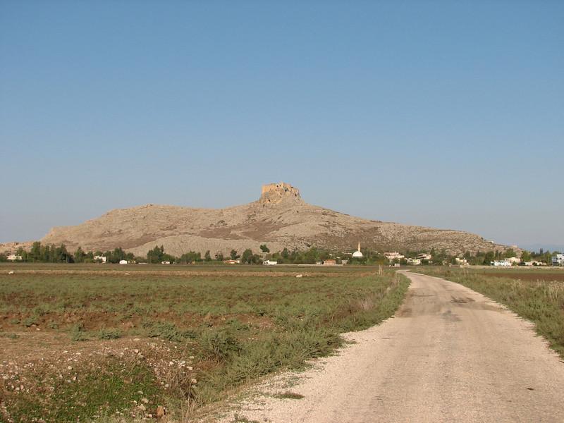 Dumlu kalesi between Ceyhan and Sagkaya (Kozan - Adana)