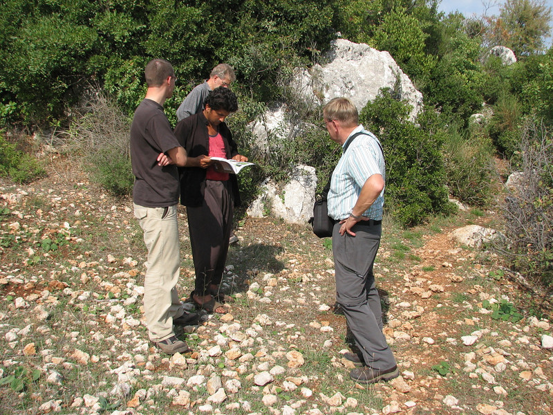 search for a plant....ask it the shepard (Adana - Serinyol)