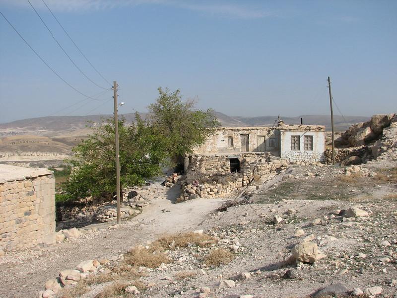 South Anatolian village  (Gazi Antep - Kahraman Maras, North of Kilis)