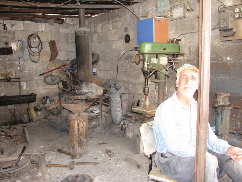 Blacksmid in Kozan ( Kozan)
