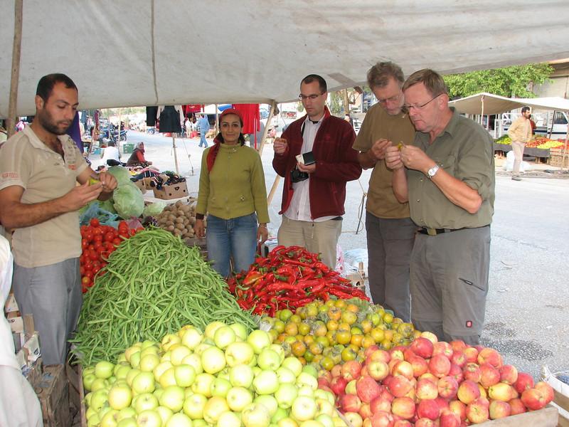 fruit market (Hassa)