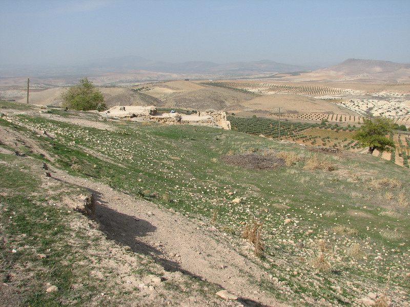 landscape (Gazi Antep - Kahraman Maras)