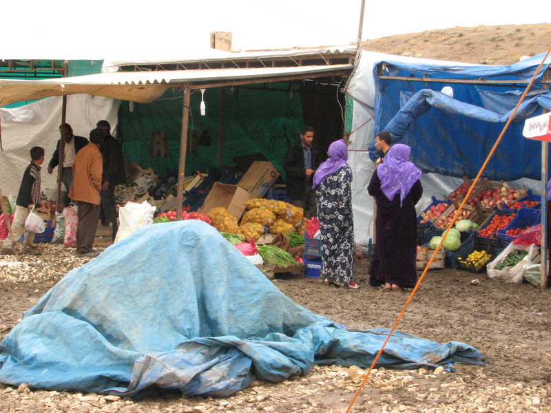 Market in Harran